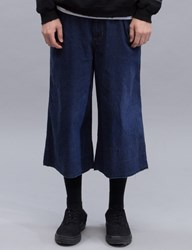 Sasquatchfabrix. Cropped Denim Pants