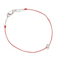 Redline Diamond Illusion Bracelet Female