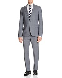 Hugo Huge Genius Slim Fit Suit Grey