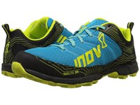 Inov 8 Roclite 295 Blue Black Lime Men's Running Shoes Multi