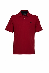 Raging Bull Big And Tall New Signature Polo Shirt Red