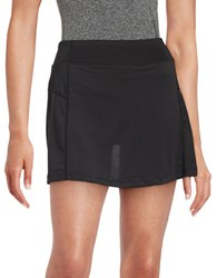 Nanette Lepore Active Lined Skirt Black