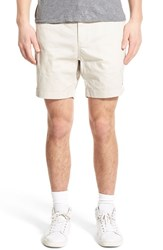 Zanerobe Men's 'Scout' Shorts Taupe