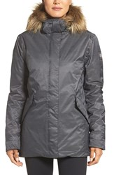 Helly Hansen Women's Hilton Waterproof Parka With Faux Fur Trim