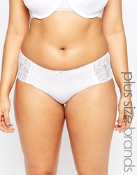 Marie Meili Winola Brief White