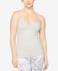 A Pea In The Pod Nursing Tank Top Grey