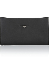 The Row Textured Leather Clutch