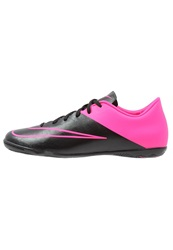 Nike Performance Mercurial Victory V Ic Indoor Football Boots Black Hyper Pink