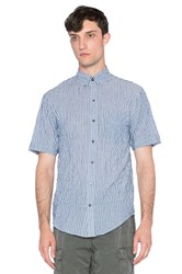 Ever Dillon Button Down Blue