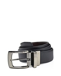 English Laundry Reversible Smooth Leather Dress Belt Compare At 49.50 Black Brown