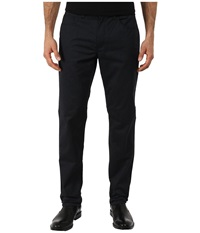 Perry Ellis Slim Fit Heather Jeans In Black Black Men's Jeans