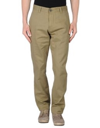 Trainerspotter Casual Pants Military Green