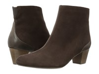 Ara Leona Brown Suede Women's Shoes