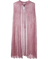 Gucci Knitted Cape Pink
