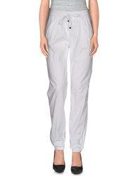 Dimensione Danza Trousers Casual Trousers Women White