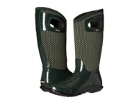 Bogs North Hampton Cravat Dark Green Multi Women's Waterproof Boots
