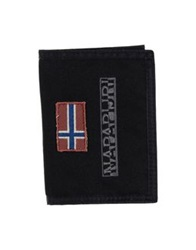 Napapijri Wallets Black