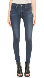 Ag Adriano Goldschmied Farrah Skinny Countour 360 Jeans Crater