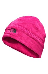 The North Face Women's 'Denali' Thermal Fleece Beanie Cerise Pink