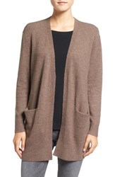 Madewell Women's 'Ryder' Long Cardigan Heather Root