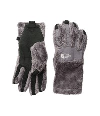 The North Face Women's Denali Thermal Etip Glove Rabbit Grey Extreme Cold Weather Gloves Gray