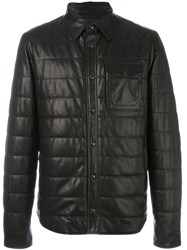 Tod's Padded Jacket Brown