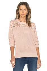 Essentiel Happy Returns Sweater Pink
