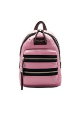 Marc Jacobs Nylon Biker Mini Backpack Pink
