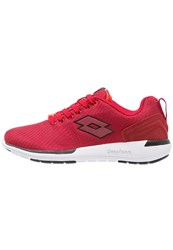 Lotto Cityride Amf Neutral Running Shoes Red Ketchup
