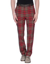 Marc Jacobs Casual Pants Red