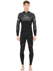 Helly Hansen Black Line Full Body Fitted Sailing Suit
