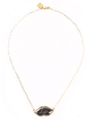 Kelly Wearstler 'Bayliss' Necklace Grey