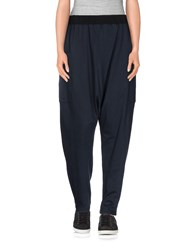 Kai Aakmann Kai Aakmann Trousers Casual Trousers Women Blue