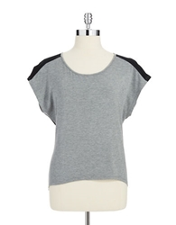 Sanctuary Femme Colorblock Sleep Tee