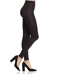 Hue Style Tech Blackout Footless Tights