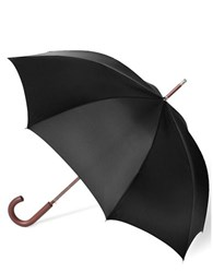 Totes Stately Auto Umbrella Black