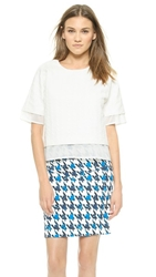 Finderskeepers One Life Top White