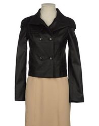 Amy Gee Jackets Black