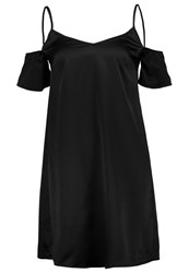 Vero Moda Vmheather Summer Dress Black