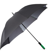 Fulton Cyclone Long Umbrella Black