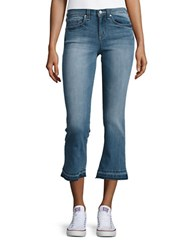 Jessica Simpson Flared Crop Jeans Wright