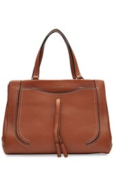 Marc Jacobs Leather Tote Orange
