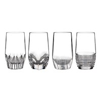 Waterford Mixology Highball Glasses Set Of 4