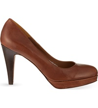 Carvela Alison Leather Courts Tan