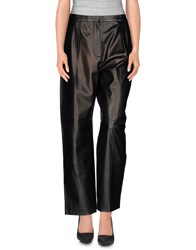 Salvatore Ferragamo Trousers Casual Trousers Women Black