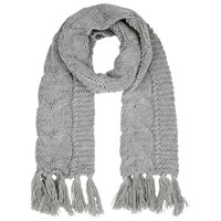 Kaliko Cable Knit Scarf