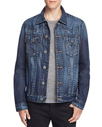 True Religion Jimmy Denim Jacket Block City