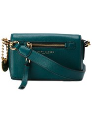 Marc Jacobs 'Recruit' Crossbody Bag Green