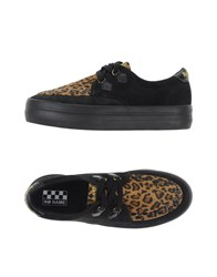 No Name Footwear Low Tops And Trainers Women Black