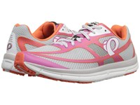 Pearl Izumi Em Road M2 V3 Silver Ibis Rose Women's Running Shoes Gray